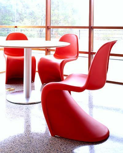 Panton Chair Dwr Panton Chair