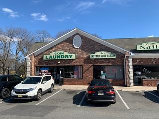 24 hour coin operated laundry