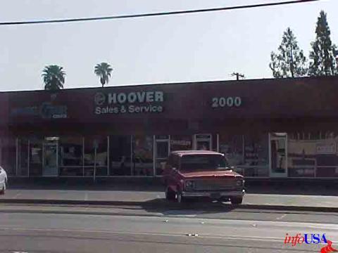 Hoover Sales Amp Service Sacramento Ca 95825 916 481 4860