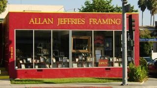 Allan Jeffries Framing - Santa Monica, CA