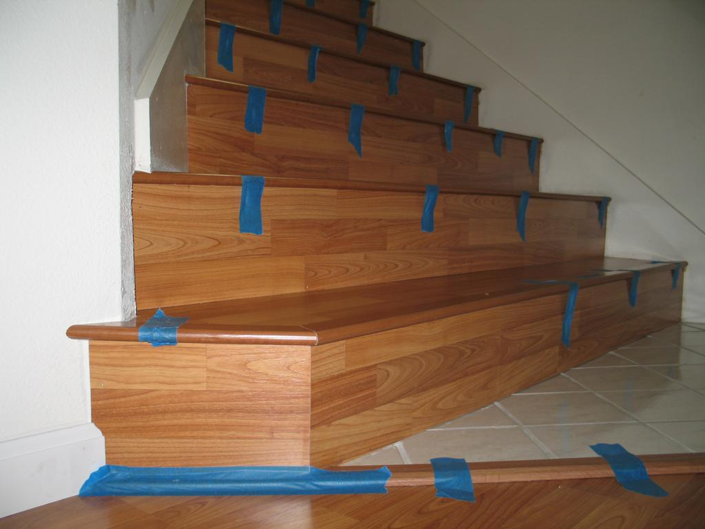 Laminate Flooring Stair. Laminate Flooring Stair. How To Put ...