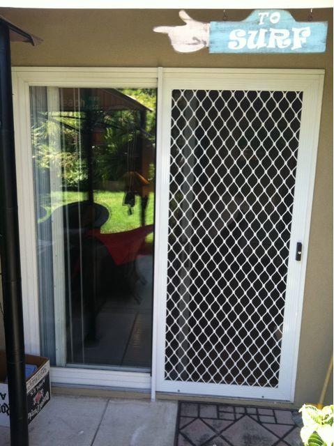 Sliding Security Screen Door From Screenmobile In Los Alamitos CA