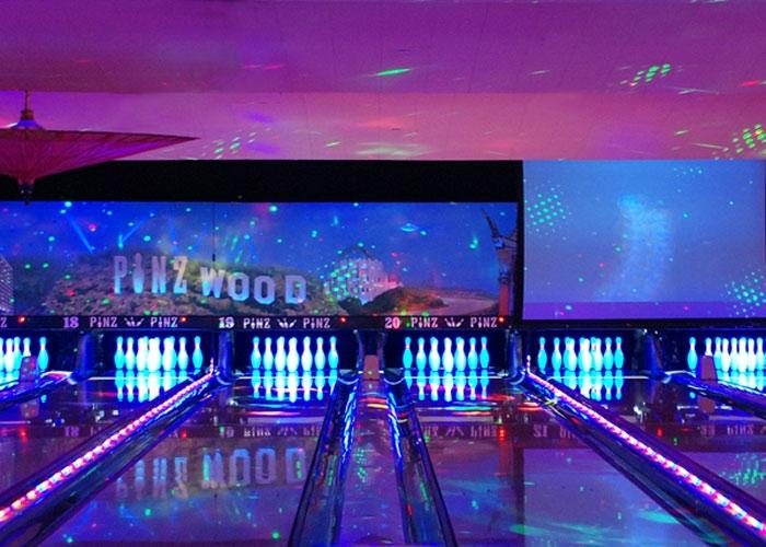 how to make a business plan for a bowling alley