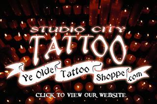 Ye Olde Tattoo Shoppe - Studio City, CA