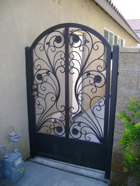 Rauls Ornamental Iron Works Inc Walnut Ca 91789 909