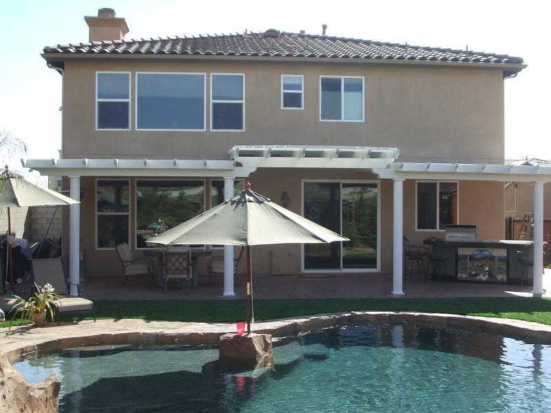 Pictures for West Coast Siding Alumawood Patio Covers in Corona ...