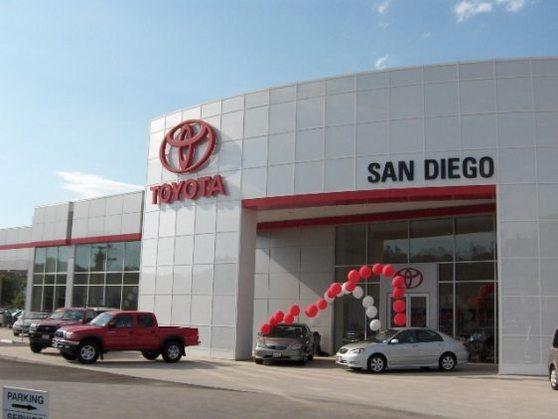 Toyota Of San Diego >> Toyota Of San Diego San Diego Ca 92120 619 280 4100