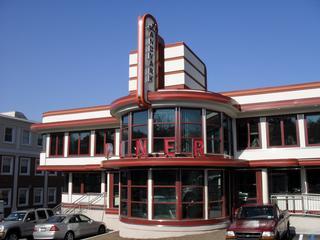Landmark Diner - Roslyn, NY