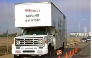 Albion Moving & Storage - Union City, CA