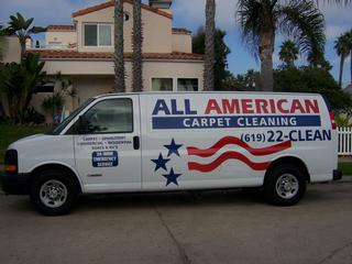 All American Carpet Cleaning-San Diego Carpet Cleaning - San Diego, CA