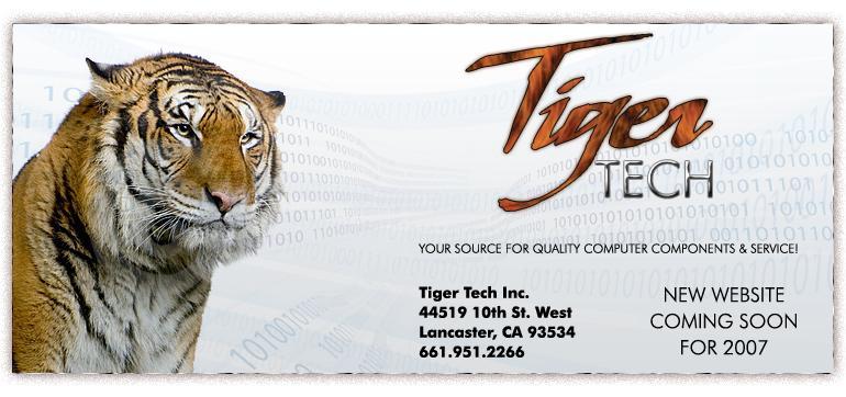 tiger technology inc