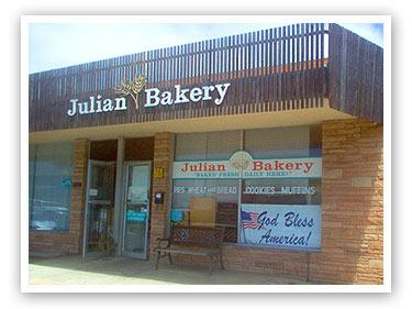Julian bakery coupon code