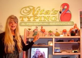 Nitas Typing Resume & Notary Service - El Cajon, CA