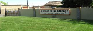Merced Mini Storage - Merced, CA
