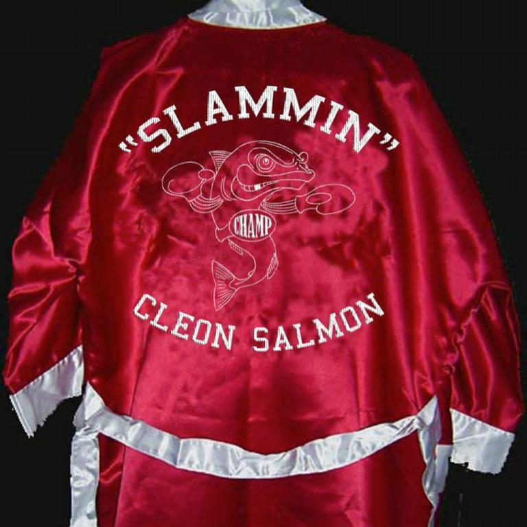 Boxing Robe From Mr Stitch Embroidery In Sherman Oaks Ca 91423