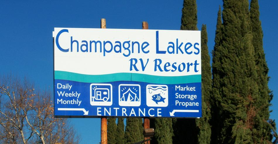 Champagne Lakes Rv Resort Escondido Ca 92026 760 749 7572