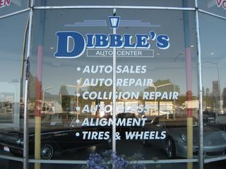 Dibble's Auto Center - Santa Rosa, CA