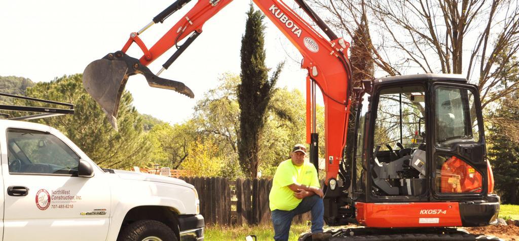 Northwest Construction Redwood Valley Ca 95470 707 485