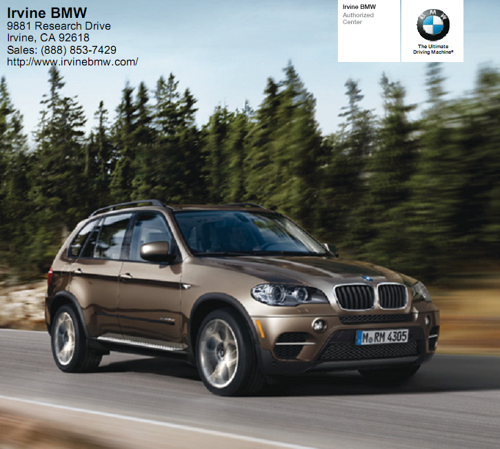 Irvine BMW - Irvine CA 92618