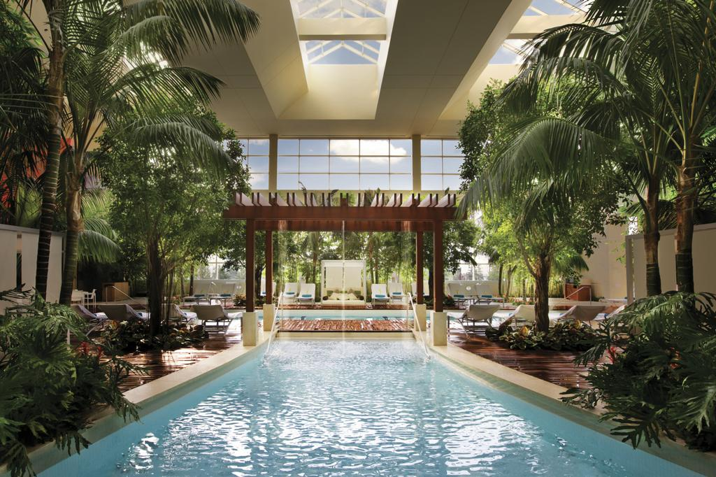Borgata Indoor Pool Area From Instant Jungle