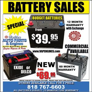 Valley Auto Parts and Engines - Sun Valley CA 91352 | 818 ...
