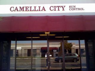 Camellia City Sun Control - Sacramento, CA