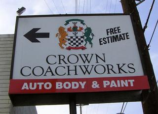 Crown Coachworks Auto Body & Paint - Los Angeles, CA