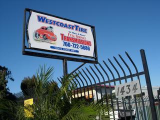 Westcoast Tire & Transmission - Oceanside, CA