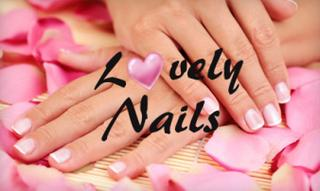 20% off on all services $20 or more at lovely nails Fine Print Use your Valpak coupon for 20% savings at Lovely Nails, Sea Girt, NJ. We offer deluxe spa pedicure, manicure & pedicures, full set of gel nails, arcrylic and lcn and waxing.