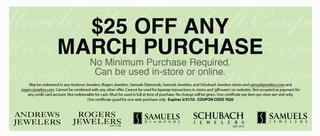 Samuels Jewelers - San Jose, CA