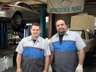 Jack's Tri-Star Motors Mercedes Benz Repair & Service - Glendale, CA