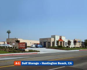 A-1 Self Storage - Huntington Beach, CA