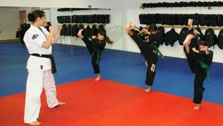 United Studios of Self Defense - San Clemente, CA