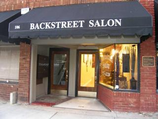 Backstreet Salon - Roseville, CA