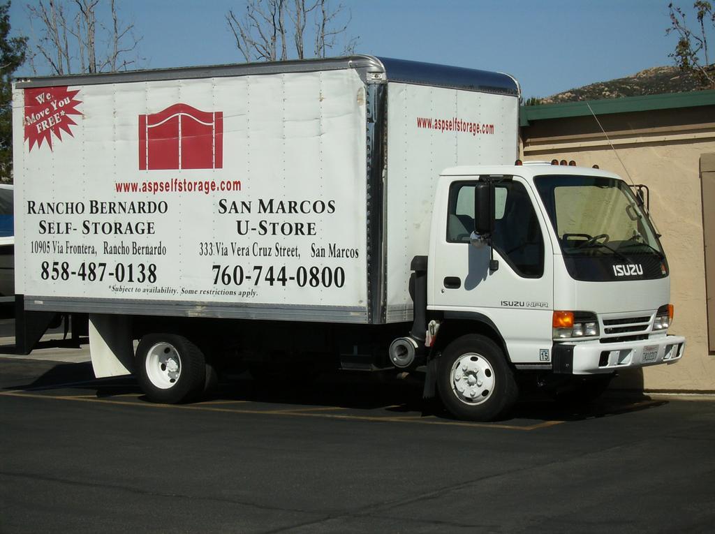 Rancho bernardo self storage san diego ca 92127 877 for Rb storage