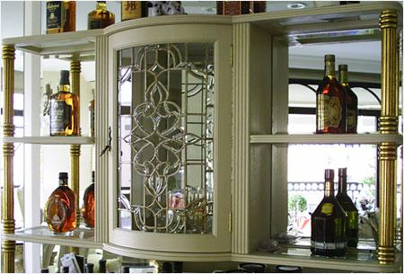 leaded glass kitchen cabinet door inserts ambrosia glassworks stained glass company thousand oaks 22558