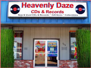 Heavenly Daze Cds And Records - Yuba City, CA