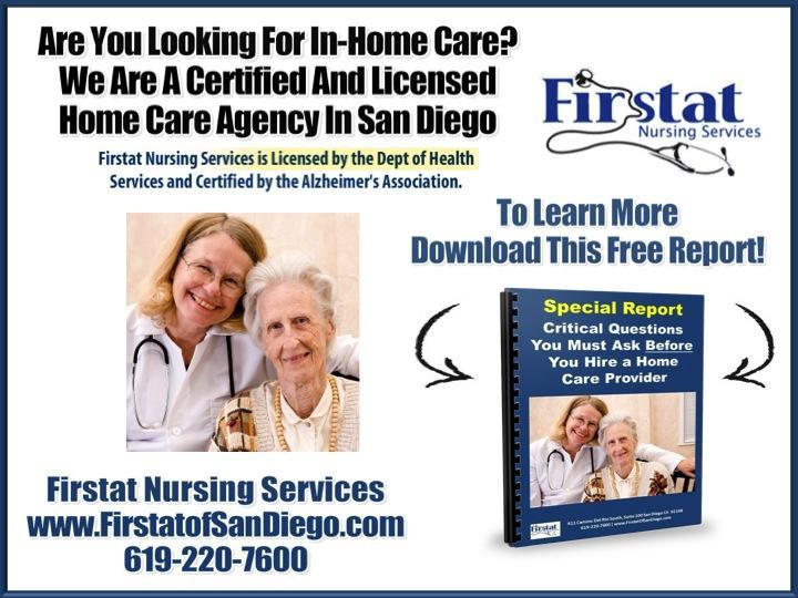 San Diego Home Nursing San Diego Home Health San Diego