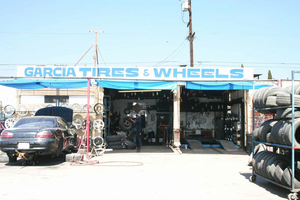 Jiffy Lube Hours Sunday >> Garcia Tires - Bell CA 90201 | 562-806-1566 | Tires