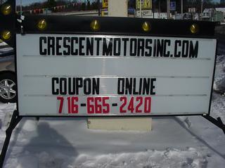 Crescent Motors Inc - Jamestown, NY