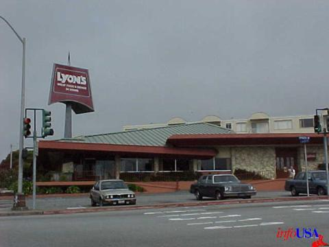 Central Amp Northern California Chain Restaurants