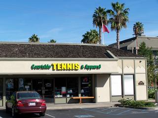 Courtside Tennis & Apparel - Sacramento, CA