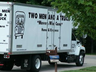 Two Men and A Truck - Elk Grove, CA