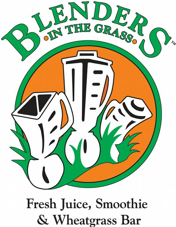 Blenders in the Grass logo