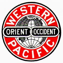 Western Pacific Railroad Msms - Portola, CA