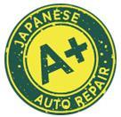 A+ Japanese Auto Repair - San Carlos, CA