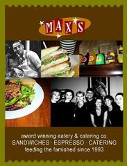 Max's Deli & Catering - Auburn, CA