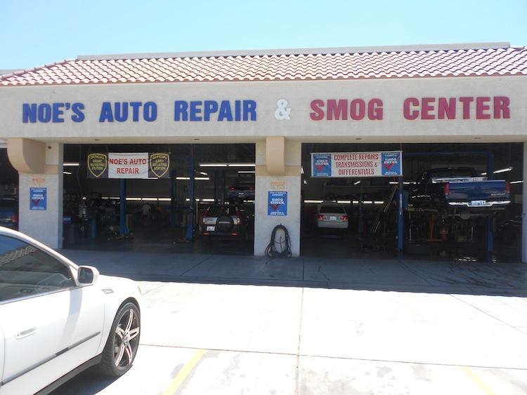 Expert Tune And Smog >> Noe's Auto Repair - Cathedral City CA 92234 | 760-770-6906