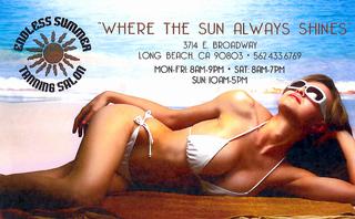 Endless Summer Tanning - Long Beach, CA
