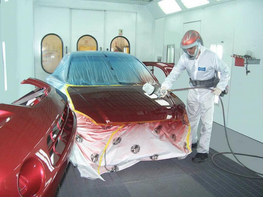Douglas auto body paint pasadena ca 91107 626 795 7577 for Full body paint job